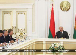 совещание Лукашенко