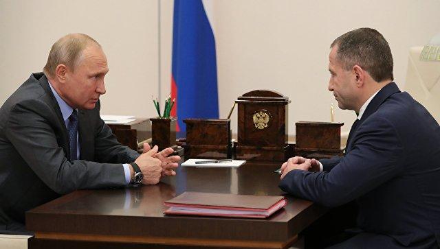 Путин и Бабич
