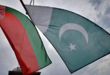 Беларусь и Пакистан