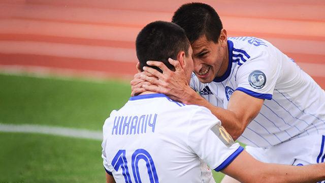 Динамо победил Зенит