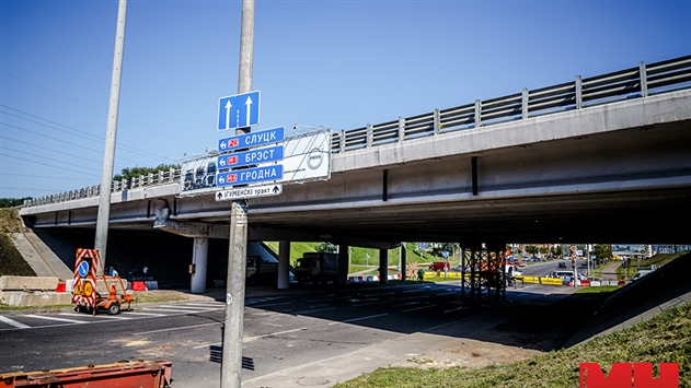 Мост на МКАД
