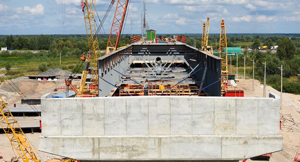 Мост через Припять