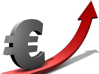 рост евро