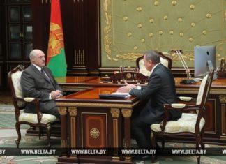 Макей и Лукашенко