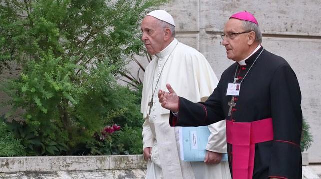 Папа Римский и Митрополит