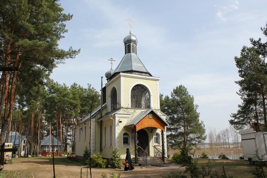 лаврушинский монастырь беларусь фото далёк