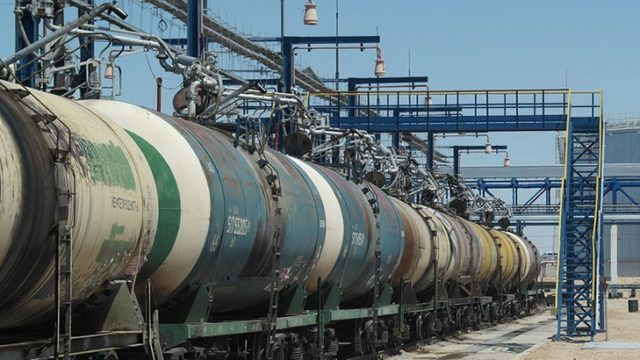 пошлины на нефть