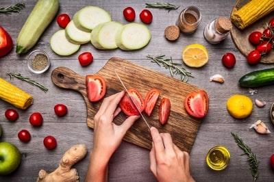 Готовка здоровой пищи