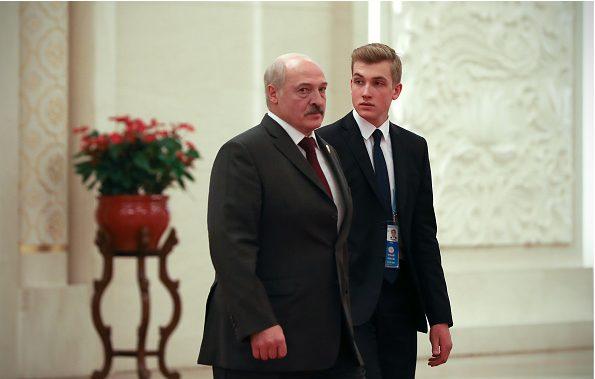 Лукашенко и Николай