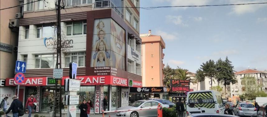 Стамбул Бахчелиэвлер